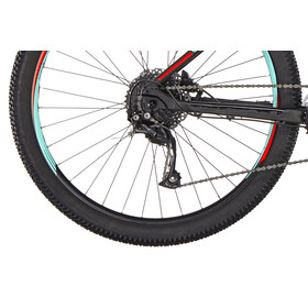 "ORBEA MX 40 27,5"" black/turqoise/red"